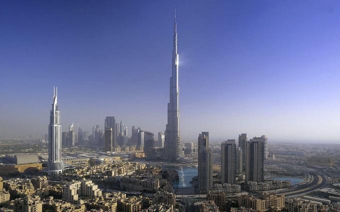 Бурдж Халифа – самое высокое здание в мире