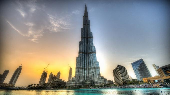 Халифа самое высокое здание в мире