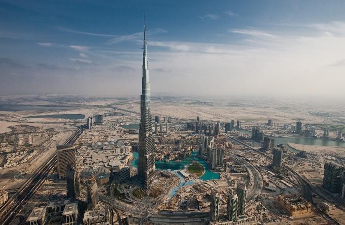 Бурдж-Халифа – самое высокое здание в мире