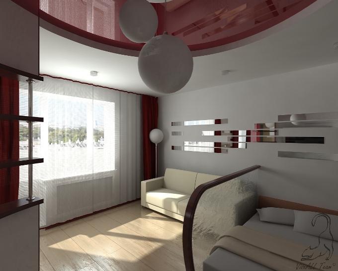 Фото однокомнатной квартиры