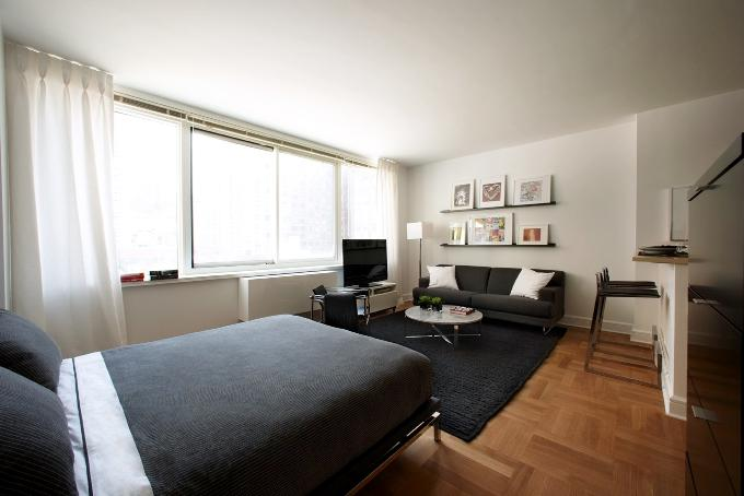 Освещение маленькой квартиры