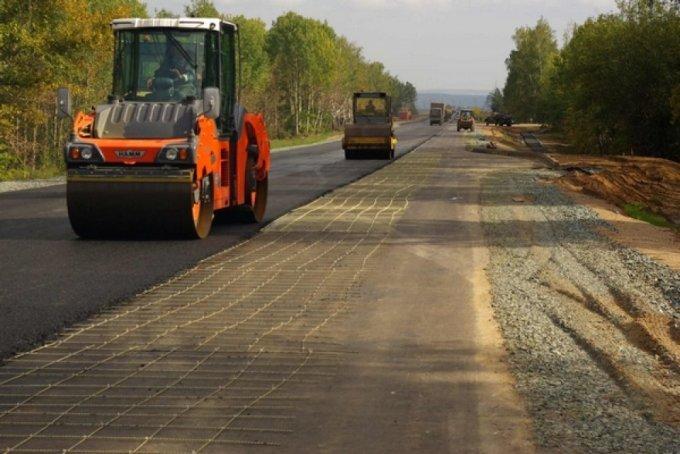 Применение стеклопластика в строительстве дорог