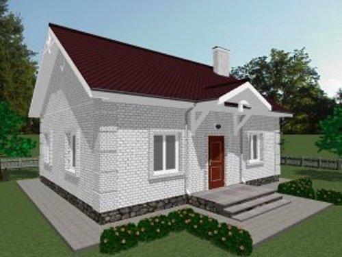 Дом, который просто строить