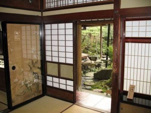 Японский стиль интерьера