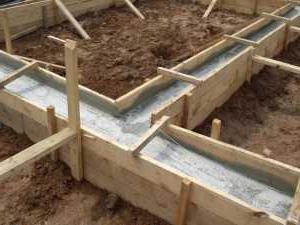 Мелкозаглубленный ленточный фундамент-1