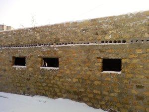 Мостики холода в однослойной стене-1