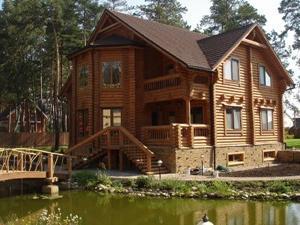 Деревянные финские дома