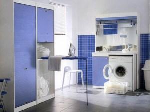 Где стирать и сушить?
