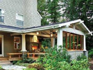 Как сделать веранду удобной и уютной?