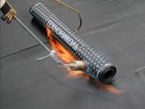 Рулонная и пленочная гидроизоляция фундамента