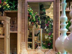Интерьер цветочного магазина