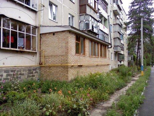 Достройка с перепланировкой квартиры