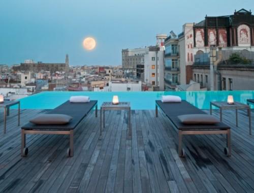 Grand Hotel Central в Барселоне
