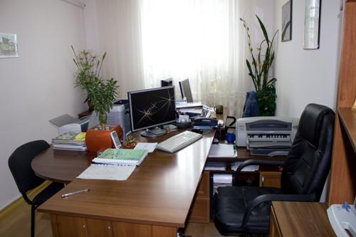 Офис проектной фирмы
