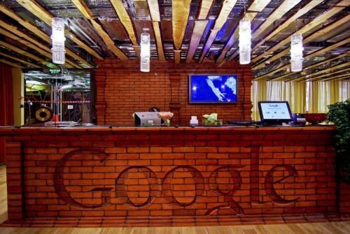 Офисы Google в России
