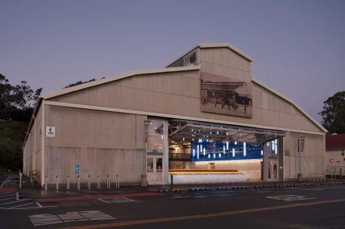 Батутный комплекс в Сан-Франциско