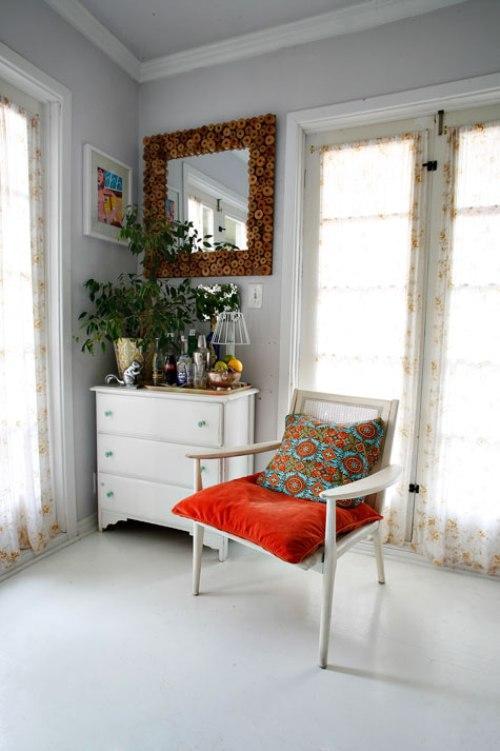 Дом дизайнера интерьеров. Дизайнерский стул