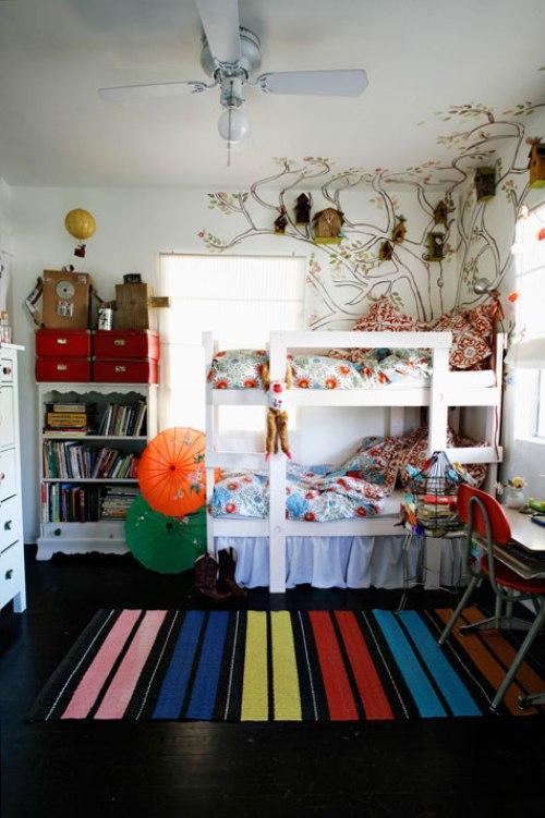 Дом дизайнера интерьеров. Детская комната