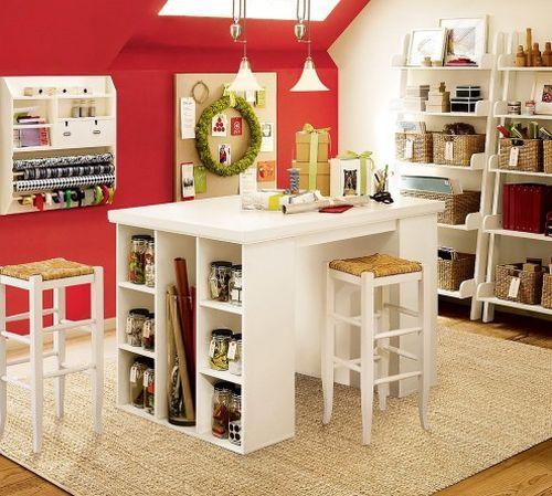 Домашние офисы и студии