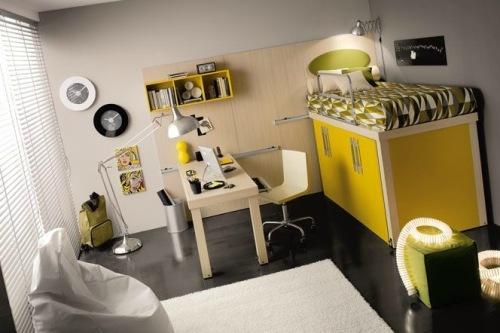 Интерьер детских спален