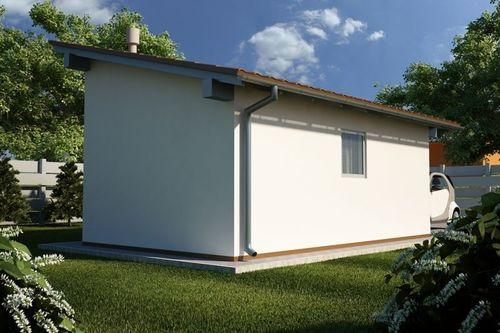 Как сделать крышу в гараже?