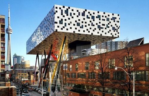 OCAD - университет искусства и дизайна в Канаде
