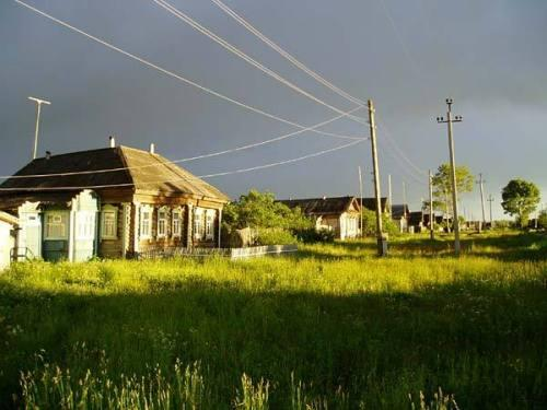 Выбираем дом в деревне