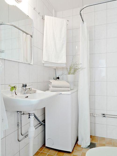 Белая ванна
