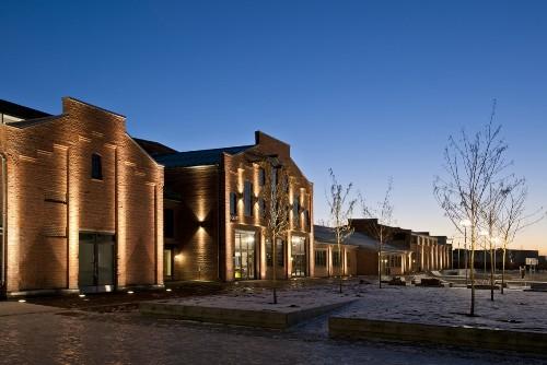 Школа F21 в Осло. Универсальная школа