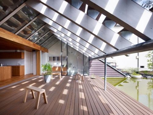 Шоурум Cocage от студии Suppose Design Office. Первый этаж