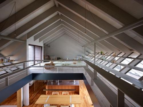 Шоурум Cocage от студии Suppose Design Office. Вид с балкона