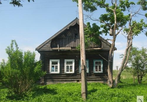 Сколько стоит дом в деревне?