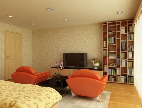 Универсальный дизайн от Хьеу Нгуен. Спальня