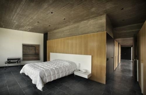 Вилла Codina House в Мендозе интерьер спальни