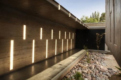 Вилла Codina House в Мендозе с террасой