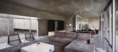 Вилла Codina House в Мендозе интерьер комнаты