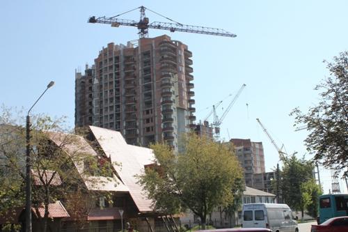 Самый большой дом Борисполя