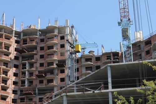 Строительство дома в центре Борисоля