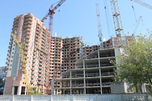 Высотный дом в Борисполе – «Кинг Конг»