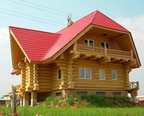Чем утеплять дом из бревен?