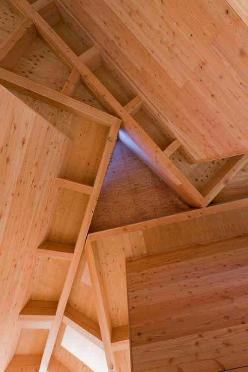 Конструкция перекрытия деревянного дома