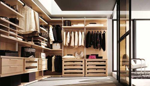 Фото гардеробных комнат