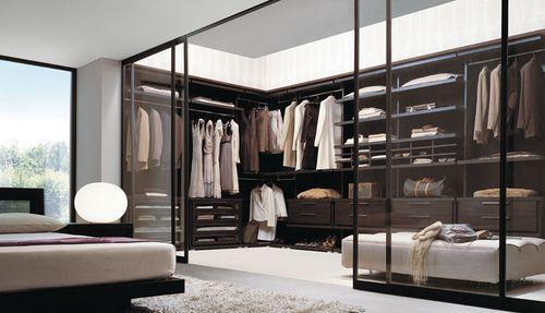 Дизайн гардеробных комнат