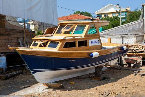 Лодка и катера своими руками видео