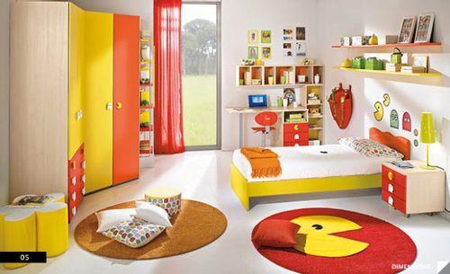 Красивые детские комнаты в доме