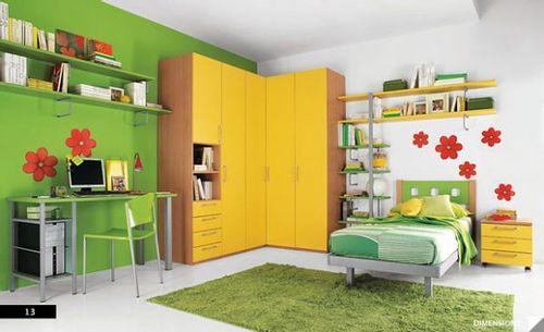 Выбираем красивые детские комнаты