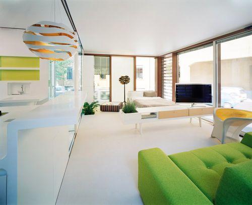 LoftCube - быстровозводимый дом