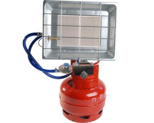 Газовый конвектор для отопления гаража