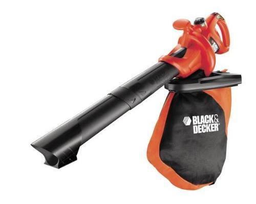 Садовый пылесос Black & Decker GW2610V