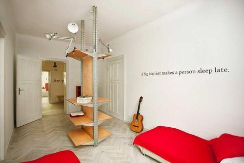 Симпатичная маленькая квартира в Польше
